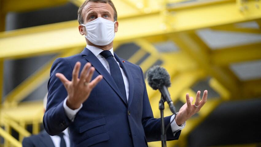 Emmanuel Macron : sa faute de français malvenue dans son discours de rentrée