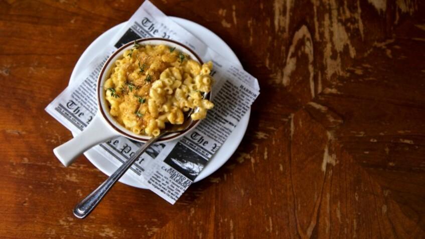 Tous en cuisine : la recette du gratin de macaronis croustillant de Cyril Lignac