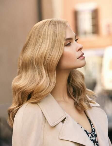 Tendances coloration de la rentrée automne-hiver 2020-2021 : le blond clair