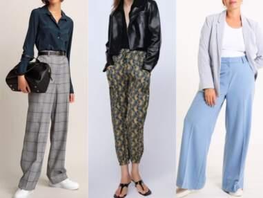 Les pantalons tendance de la saison automne-hiver 2020-2021