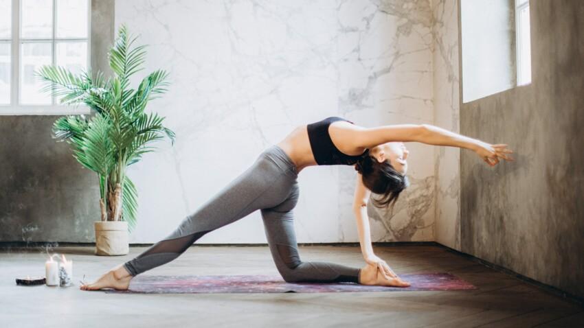 7 postures de yoga pour se muscler et tonifier son corps efficacement