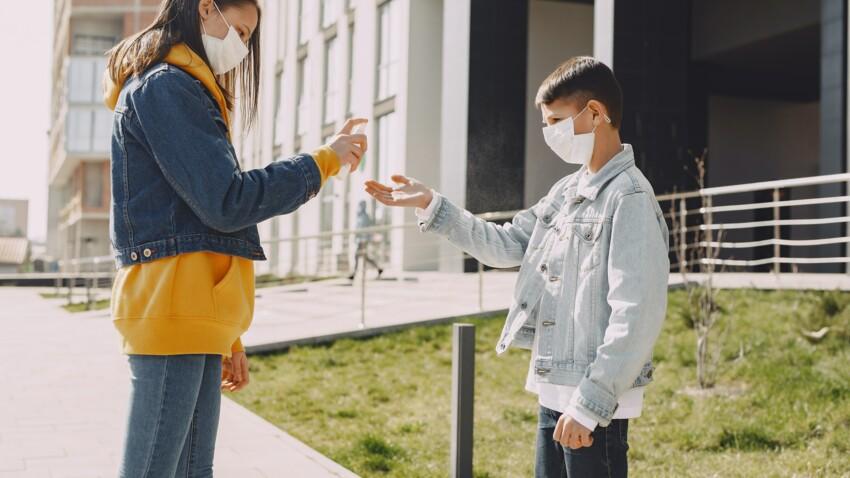 Covid-19 : les enfants pourraient avoir à la fois le virus et des anticorps