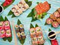 Tous en cuisine : la recette des sushis et california rolls de Cyril Lignac