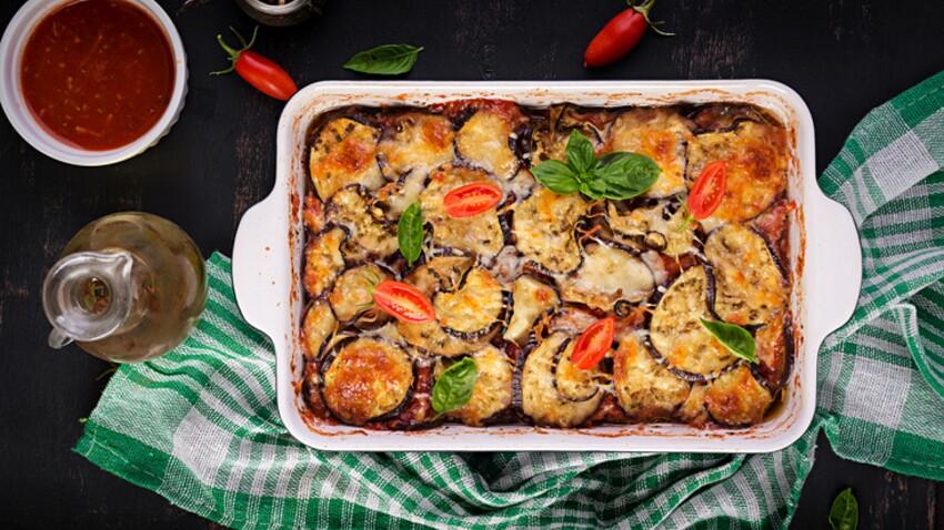 Tous en cuisine : la recette des lasagnes de légumes et thon de Cyril Lignac