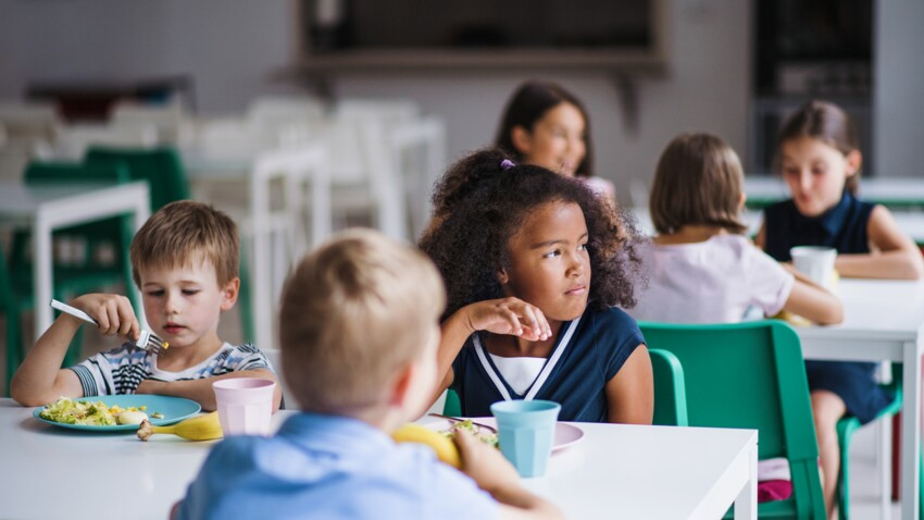 Covid-19 : les cantines scolaires augmentent-elles les risques de transmission du virus ?