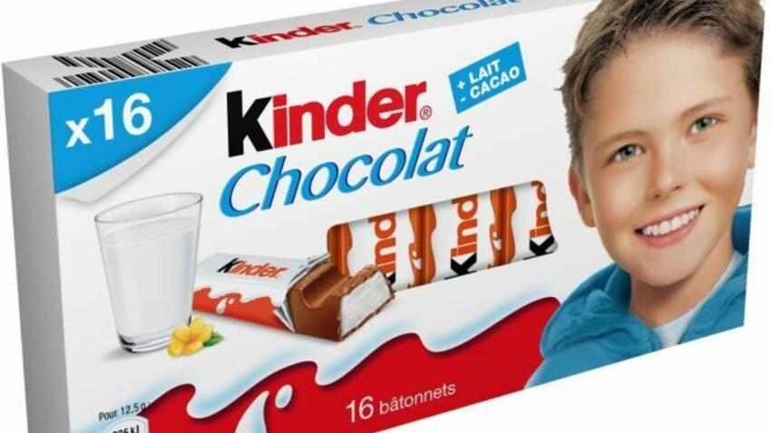 L'enfant des publicités Kinder a bien grandi... et il est devenu canon !