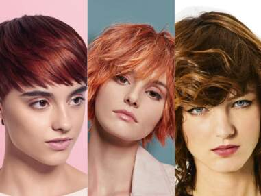 Cheveux courts : 3 colorations à adopter absolument
