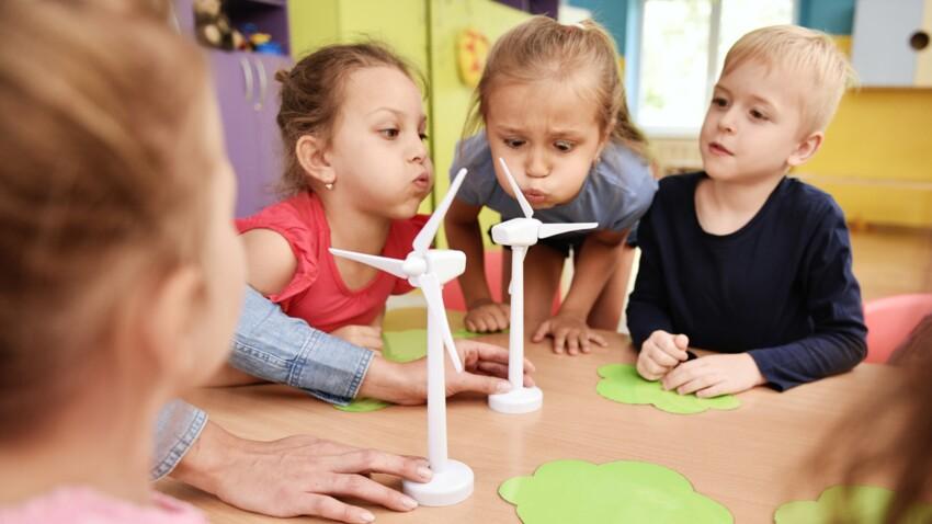 Enseigner le climat à l'école comme en Italie, la bonne idée!