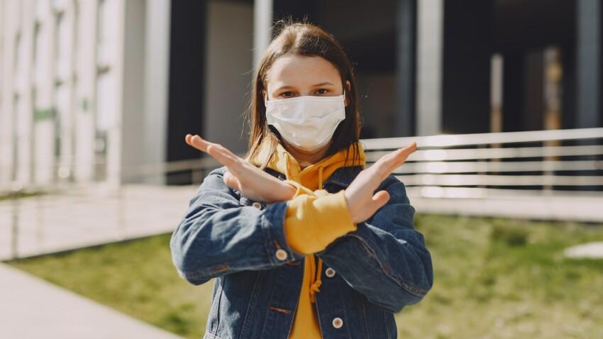 Port du masque : 8 conseils pour mieux supporter cette protection