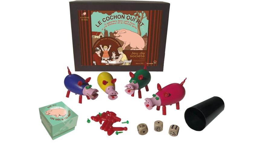 Le Cochon qui rit, un jeu qui séduit encore !