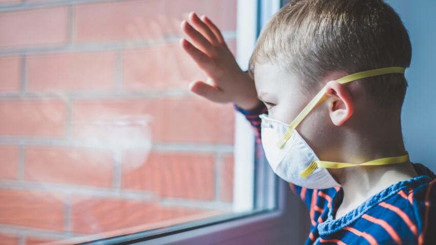 Covid-19 chez l'enfant : les symptômes à surveiller révélés par une étude