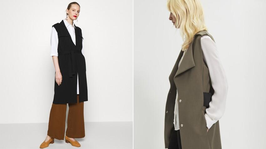Mode + 50 ans : comment porter la veste sans manche de la saison ?