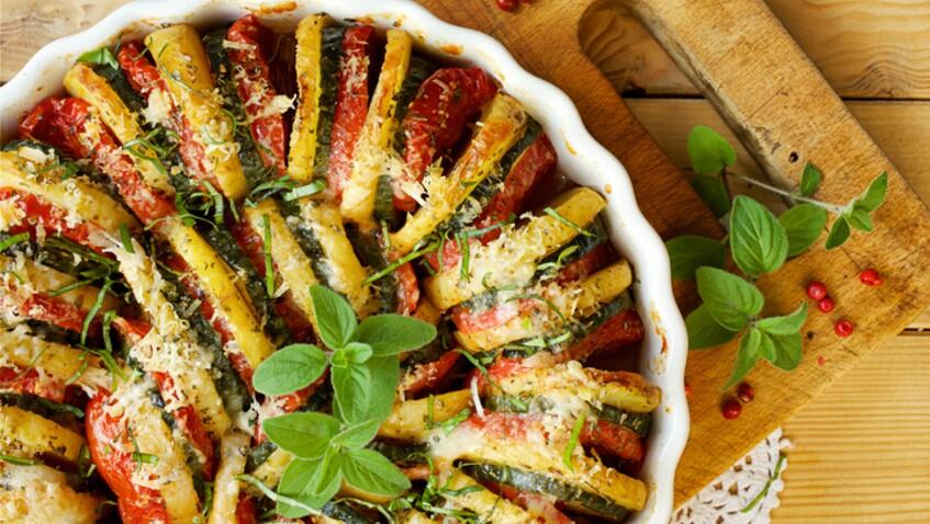 Tous en cuisine : la recette du tian de légumes de Cyril Lignac