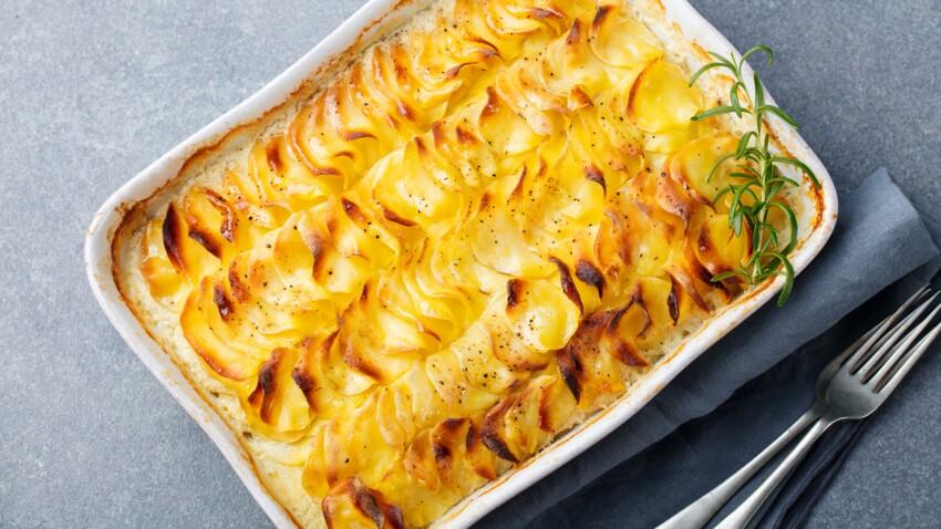 Nos idées de recettes de pommes de terre en accompagnement