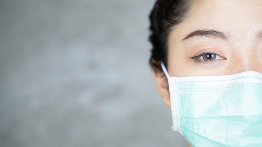 Covid-19 : 3 avantages beauté géniaux lorsqu'on porte un masque