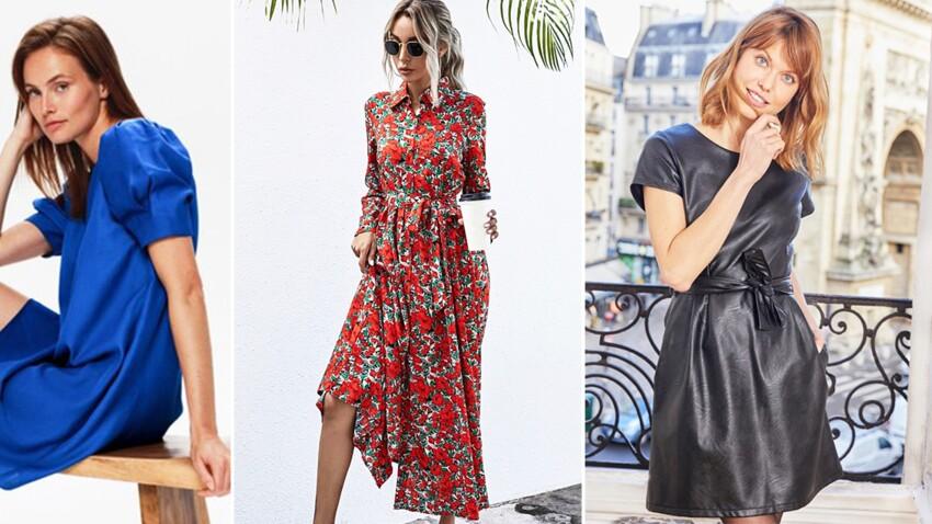 Robes tendance : top des modèles à moins de 30 € pour cet automne