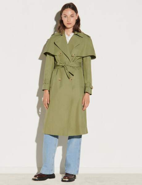 Trench tendance : à empiècements