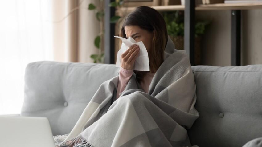 Covid-19 ou simple rhume : comment faire la différence ?
