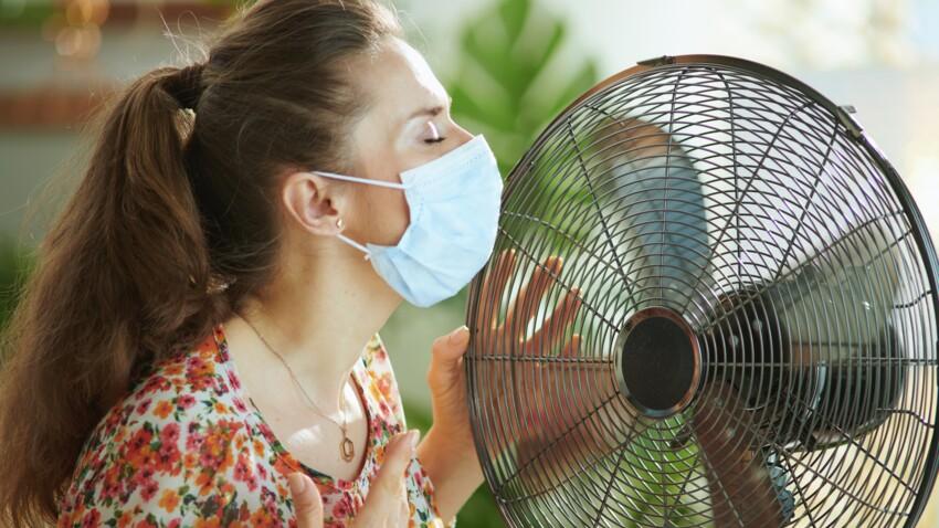 Canicule : pourquoi le risque de transmission du virus est plus important