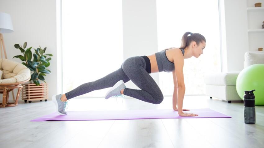 Sculpter ses jambes : 7 exercices à faire sans matériel à la maison