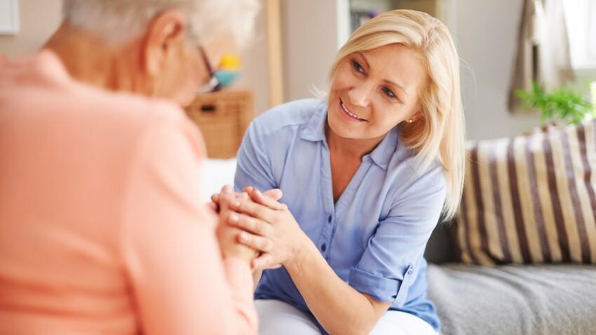 """Témoignage : """"A 40 ans, je suis devenue accueillante pour personnes âgées"""""""