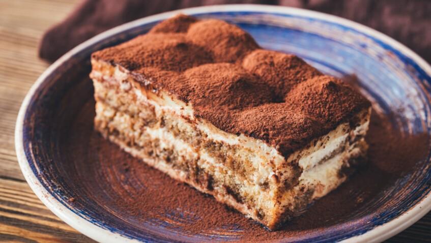 Tous en cuisine : la recette du tiramisu à la chicorée de Cyril Lignac