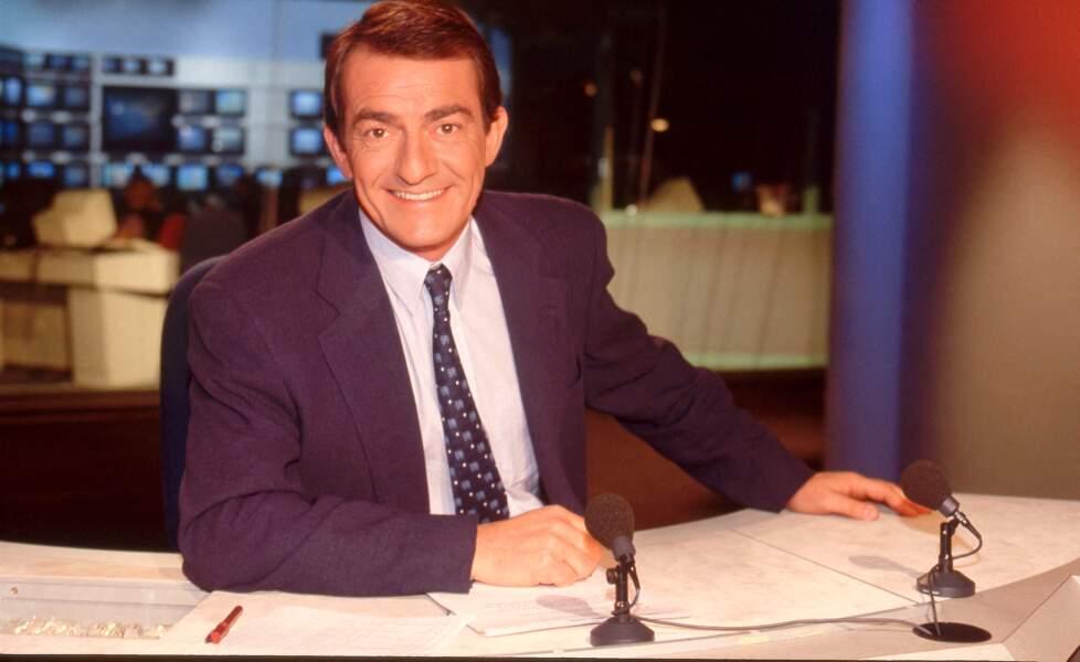 Jean-Pierre Pernaut, tout au long de sa carrière, n'hésite pas à quitter les studios de TF1 pour des évènements exceptionnels.