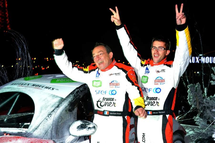 Ensemble, ils ont participé à de nombreuses courses. Souvent le trophée Andros, comme à nouveau en 2012. Course pour laquelle ils étaient venus sur le pont de l'Alma pour présenter leur voiture.