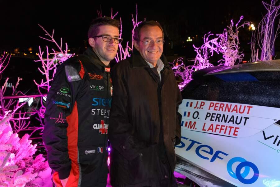 Jean-Pierre Pernaut et Olivier Pernaut ont une passion commune pour la course automobile.