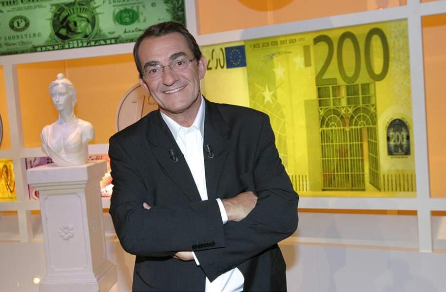 """Jean-Pierre Pernaut n'a pas présenté que le journal télévisé sur TF1. Il a également animé des émissions comme """"Combien ça coûte ?"""" de 1991 à 2010..."""