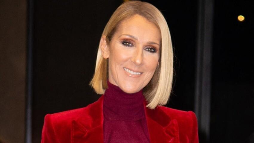 Céline Dion : quand elle chante en soutien-gorge et legging moulant...
