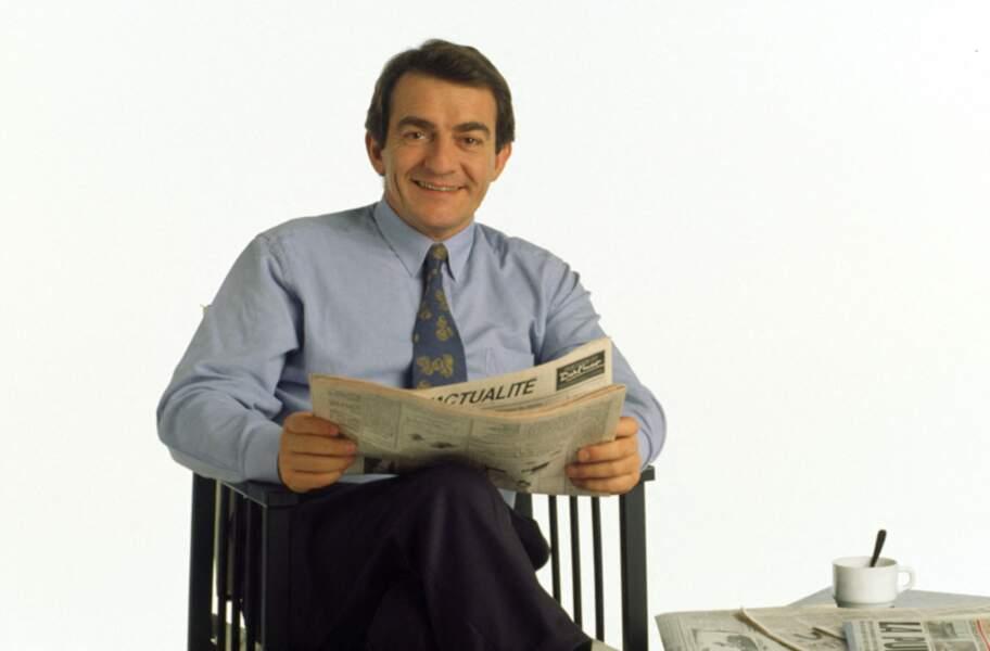 Jean-Pierre Pernaut et TF1, c'est près de 45 ans de collaboration. Le journaliste a débuté sur la chaîne en 1975.