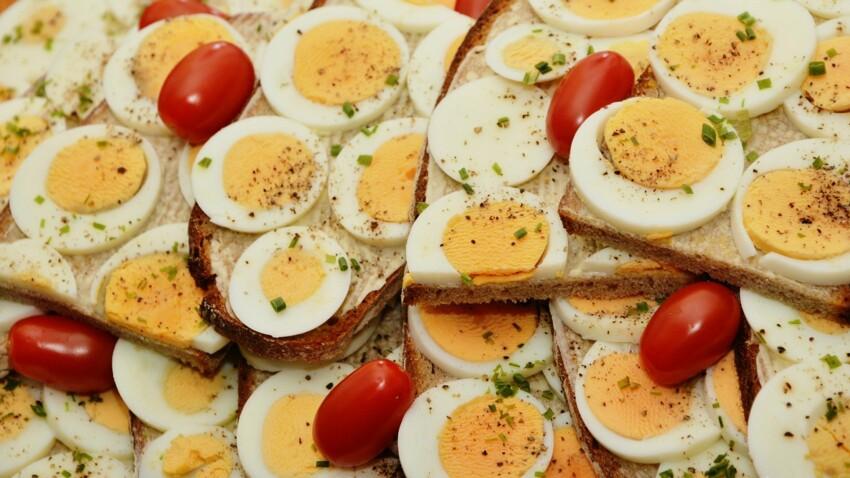 4 recettes d'œufs durs originales et faciles à réaliser