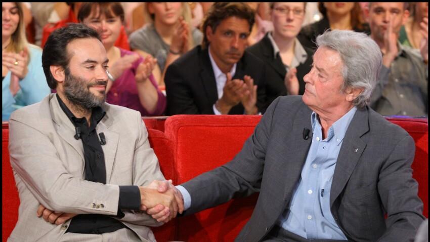 Alain Delon : les confidences inquiétantes de son fils sur son état de santé