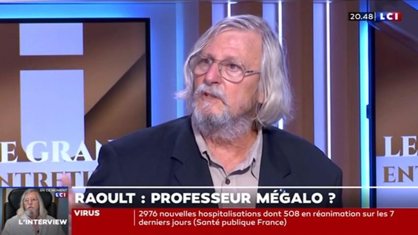 "Didier Raoult, ""mégalomane"" ? Sa réponse cinglante au journaliste Darius Rochebin"