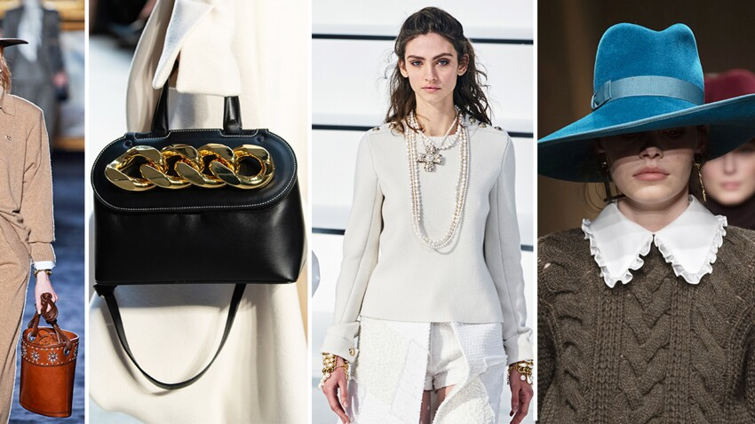Accessoires mode : top 7 des tendances que l'on verra partout cet automne-hiver 2020-2021
