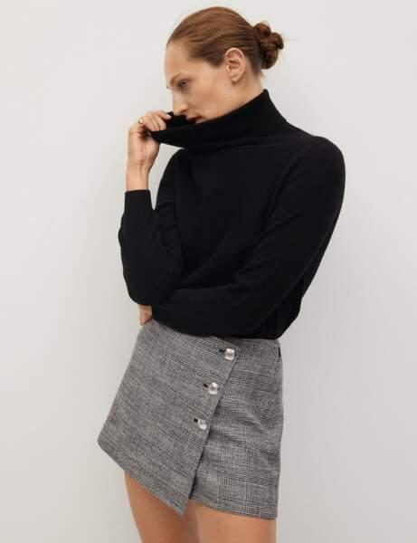 Nouveautés Mango : jupe short