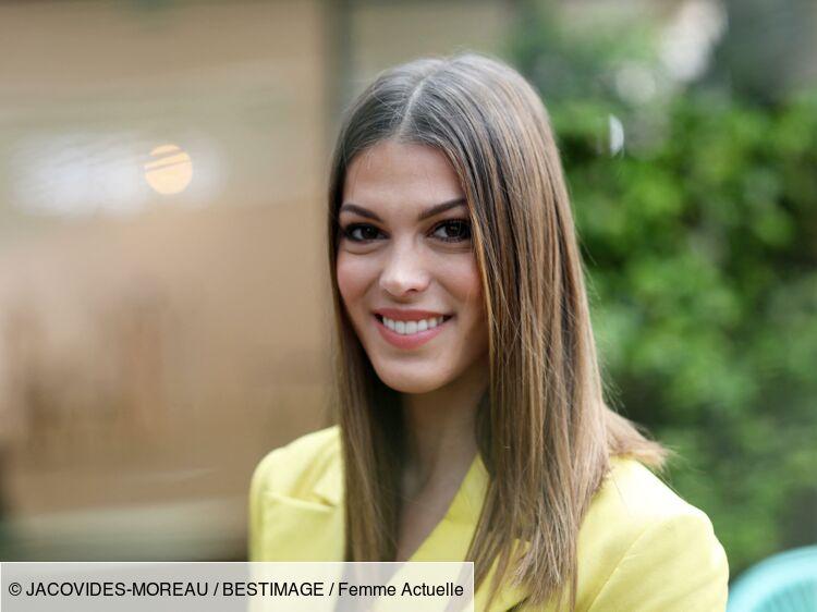 """Iris Mittenaere : """"Zéro make-up, zéro filtre"""" elle dévoile sa peau au naturel"""