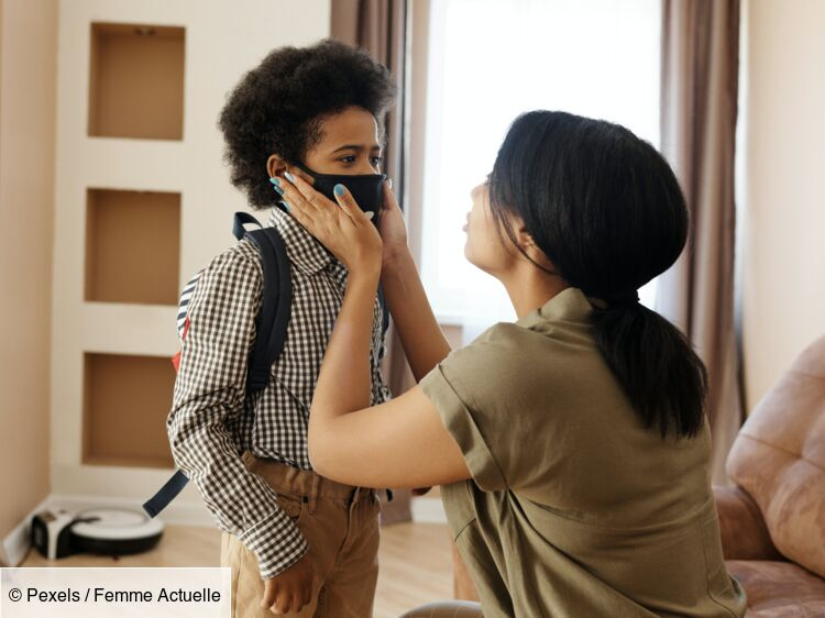Covid-19 : des médecins réclament le port du masque à l'école dès 6 ans