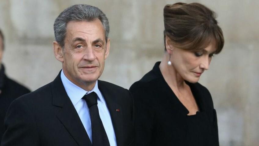 """""""J'avais peur qu'on le tue"""" : Carla Bruni raconte ses années de Première dame au côté de Nicolas Sarkozy"""