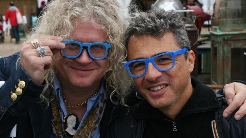 """Pierre-Jean Chalençon se détend avec Julien Cohen... et tacle """"Affaire conclue"""" !"""