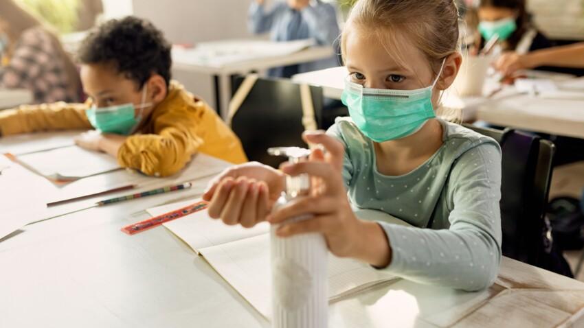 Protocole sanitaire dans les écoles : les nouvelles règles appliquées dès demain