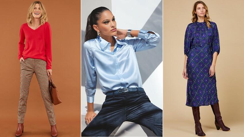 Mode + 50 ans : les couleurs tendance à porter cette saison