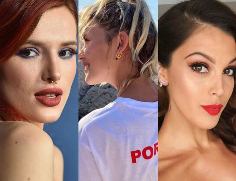 Piercing : 25 célébrités qui les remettent au goût du jour