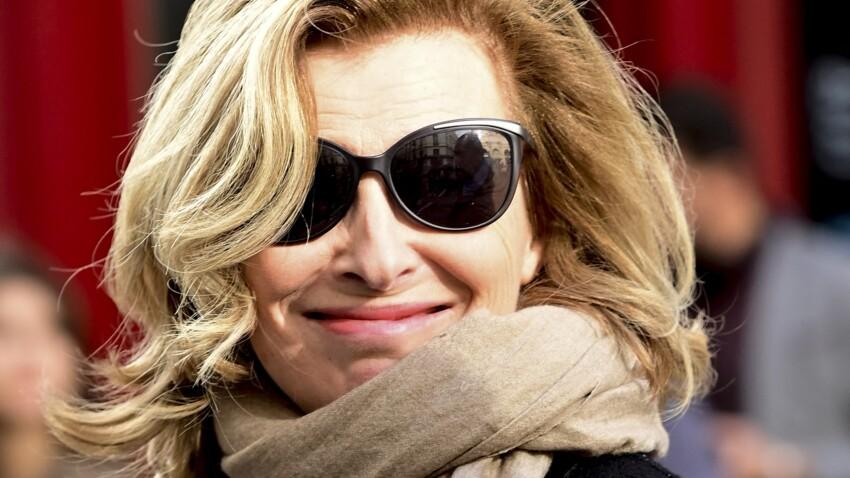 "Valérie Trierweiler tacle Julie Gayet en direct dans ""Les Grosses Têtes"""