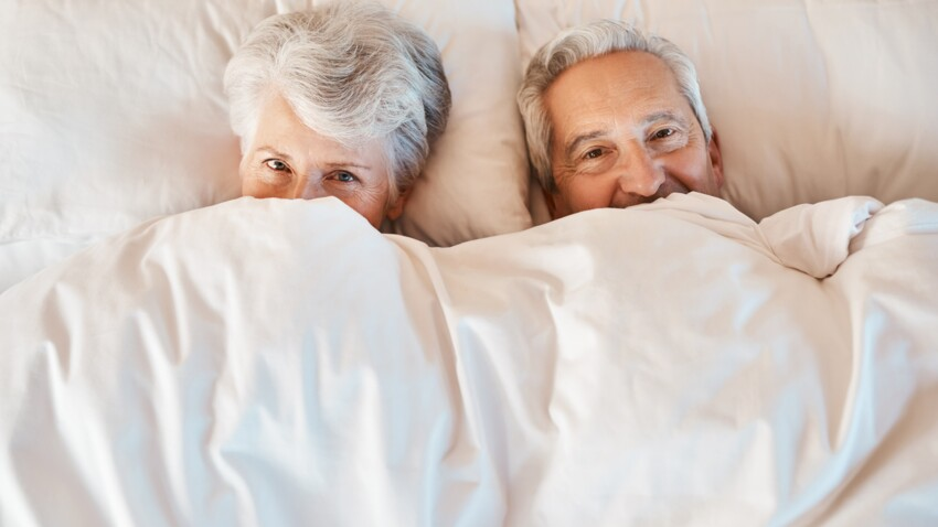 Sexo : le plaisir après 60 ans, elles en parlent !