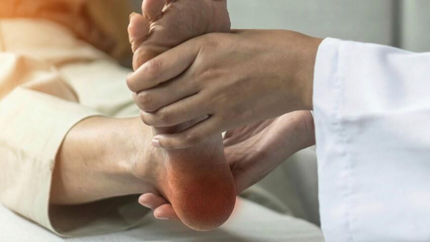Epine calcanéenne : les solutions contre cette douleur au talon