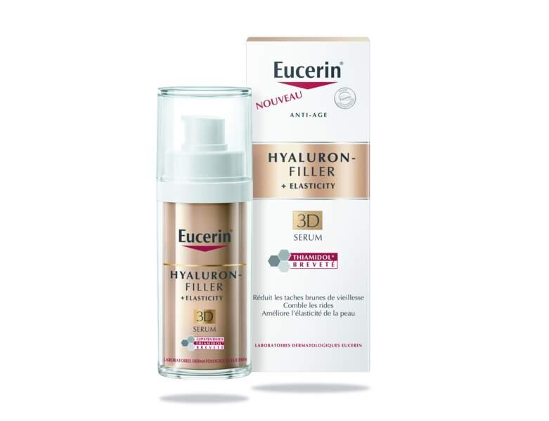 Sérum 3D, Hyaluron-Filler + Elasticity, d' Eucerin