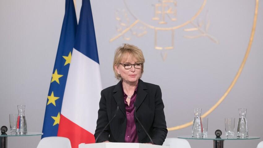 """Bernadette Chirac """"les larmes aux yeux"""" après l'élection de sa fille Claude"""