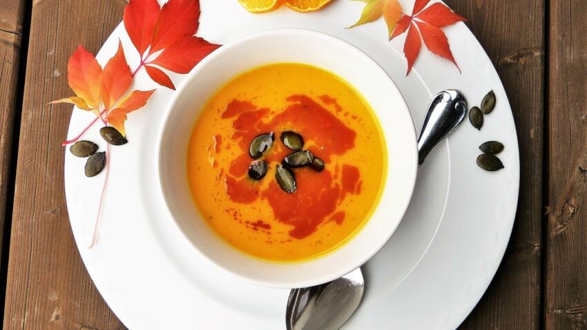 Les conseils de Cyril Lignac pour préparer une bonne soupe